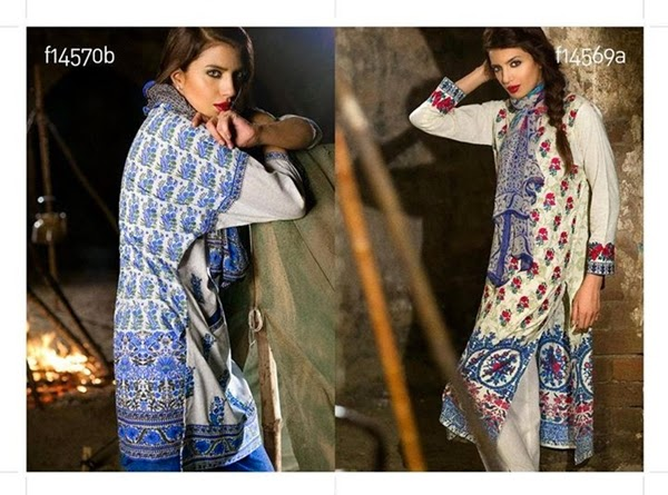 Khaadi Winter 2014-2015