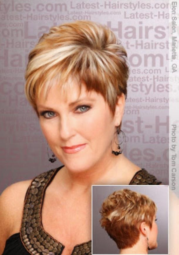Cortes de cabelos para senhoras, tendências, dicas, fotos e modelos