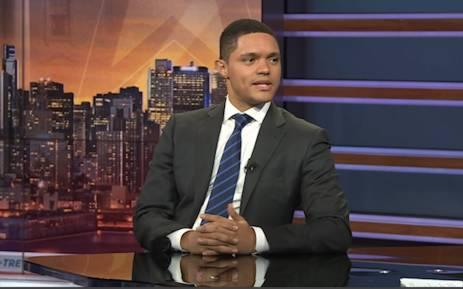 Daily Show chump Trevor Noah