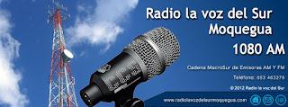 Radio La Voz del Sur Moquegua