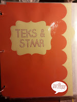 TEKS & STAAR Divider Page from Miss, Hey Miss!