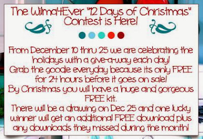 http://www.wilma4ever.com/w4eforum/showthread.php?3132-December-2013-quot-The-12-Days-of-Christmas-quot-Contest