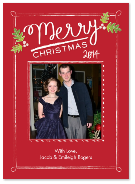 Flashback Summer: A Christmas E-Card for You!
