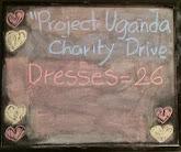 Project - Uganda (Destiny Faith Ministries) Charity Drive