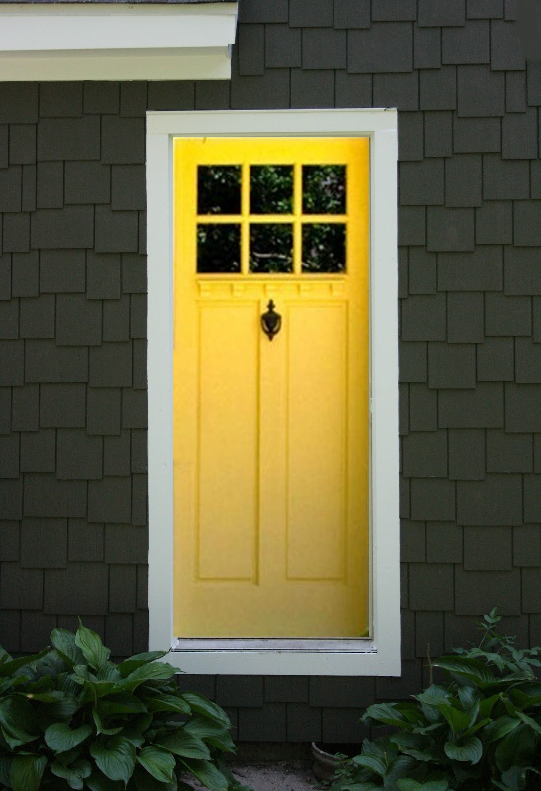 Which door color?