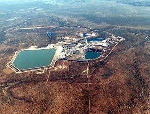 Minas de uranio en Australia uranium mines