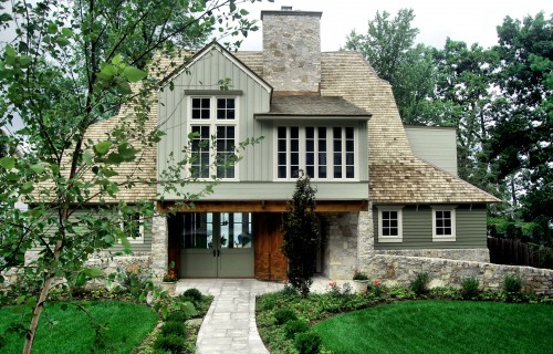 A vintage junket beautiful cottage homes for Dream homes in michigan