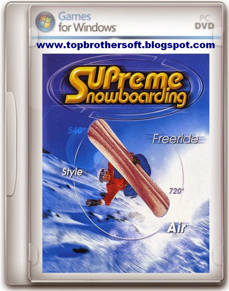 supreme snowboarding game free download full version for pc for