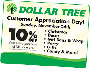 http://www.dollartree.com/custserv/custserv.jsp?pageName=CustomerAppreciation