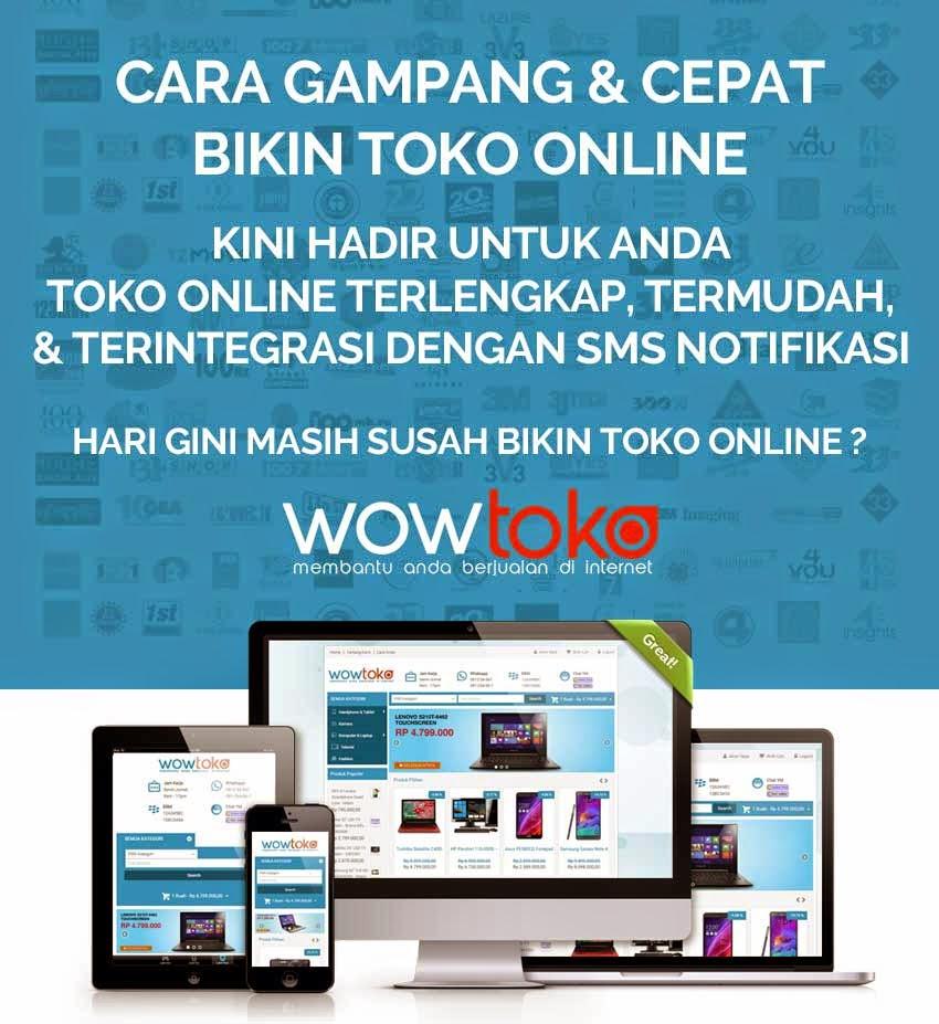 Wowtoko - Plugin Toko Online Wordpress (Gratis Theme)