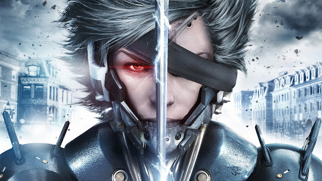 Metal Gear Rising Revenge