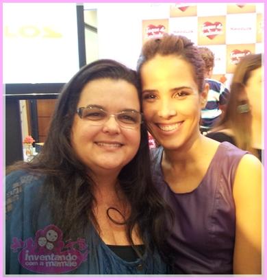 Wanessa Camargo em evento da Hipoglós