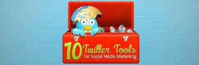 Top 10 Twitter Tools for Social Media and Marketing