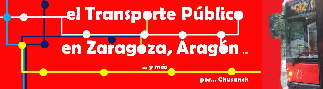 TRANSPORTE PÚBLICO EN ZARAGOZA