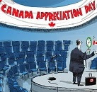 Gable: Canada Appreciation Day.