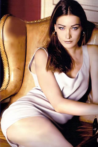 Top model gallery: Super Model Carla Bruni