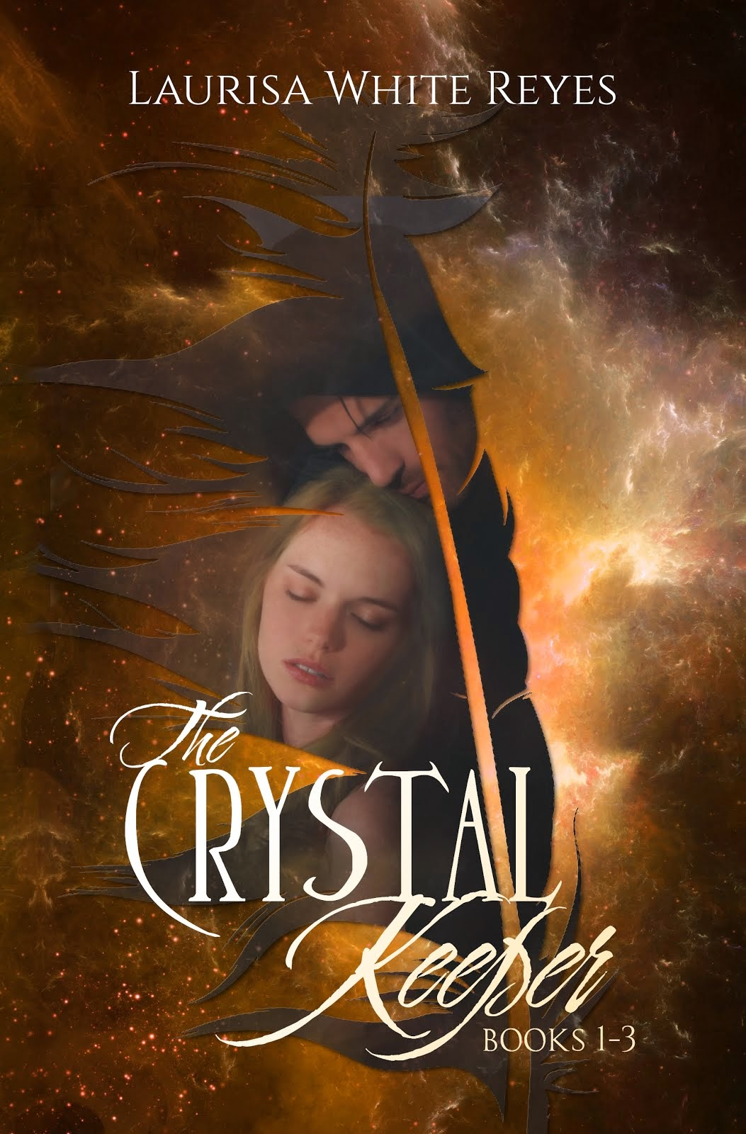 The Crystal Keeper Omnibus (#s 1-3)