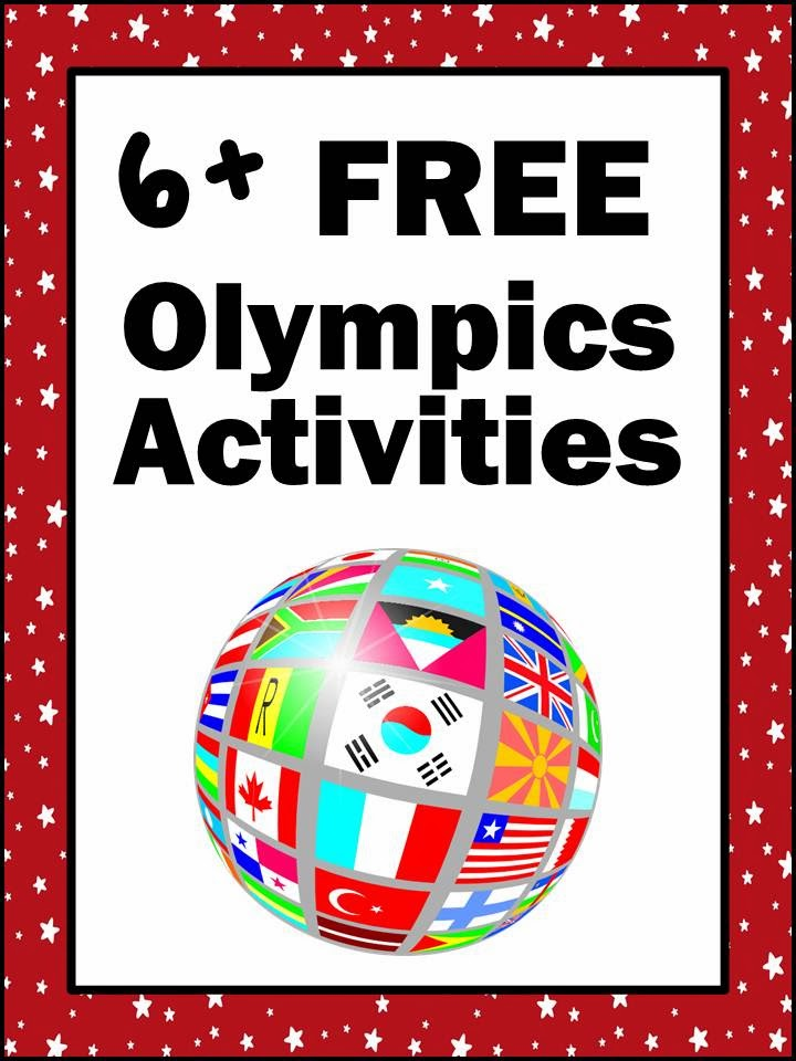 Classroom Olympics Ideas ~ Olympics activities teachers pay promoting success