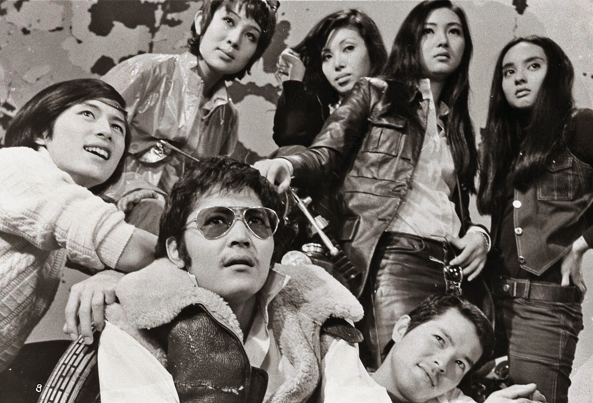 Wild Measures '71 cast