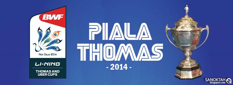 Skuad Piala Thomas 2014 Terima RM80,000