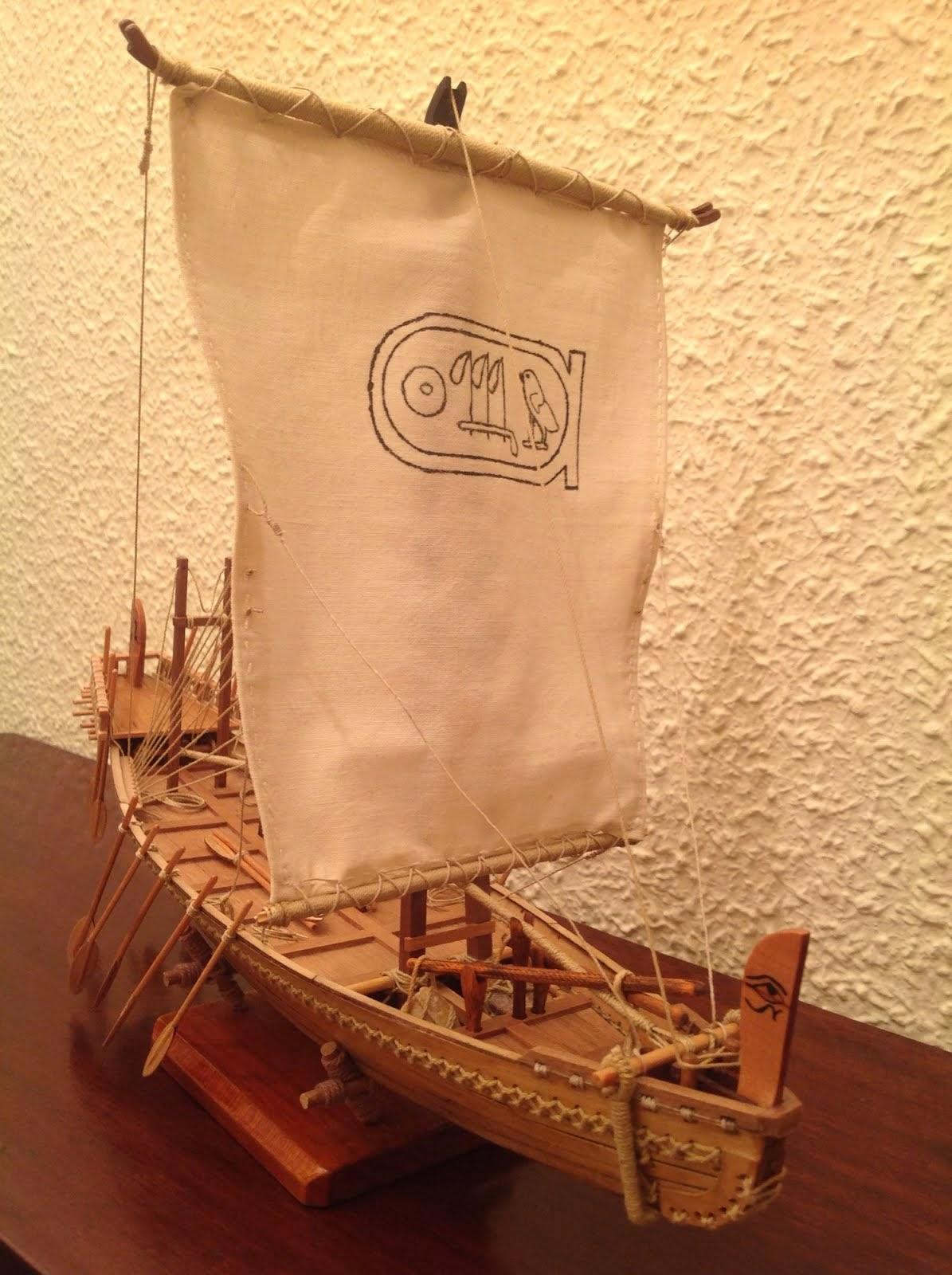 Nave Egipcia