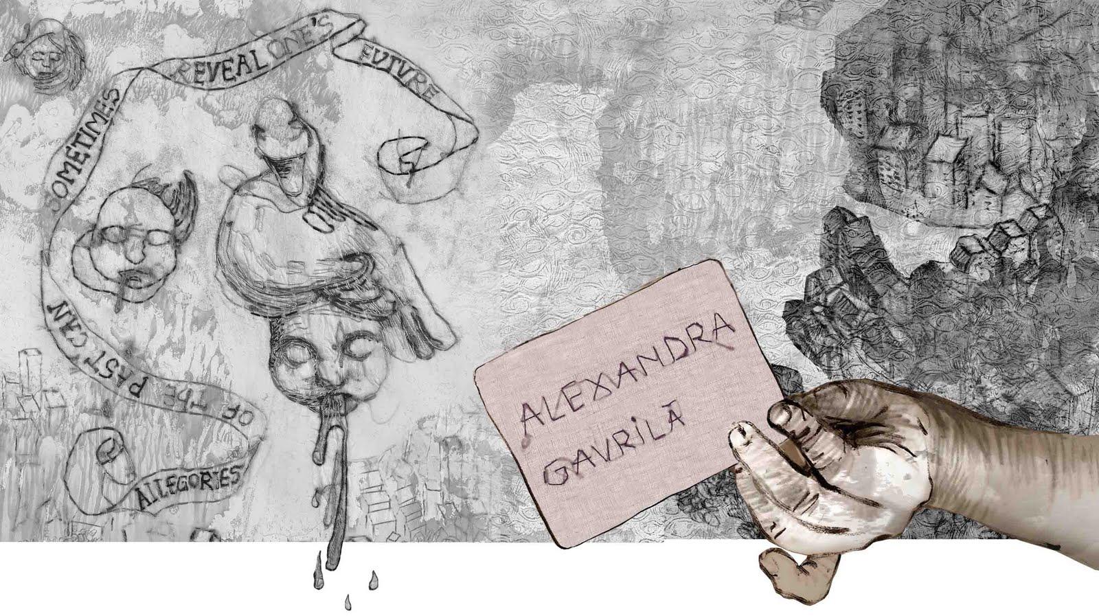 Alexandra Gavrila