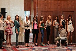 Miss Universe 2011 Contestants exercises6