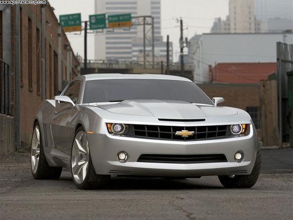 Chevrolet Camaro wallpaper
