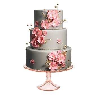 Fashion Girls 2013: Brides' 18 Best Wedding Cakes of 2013 2014