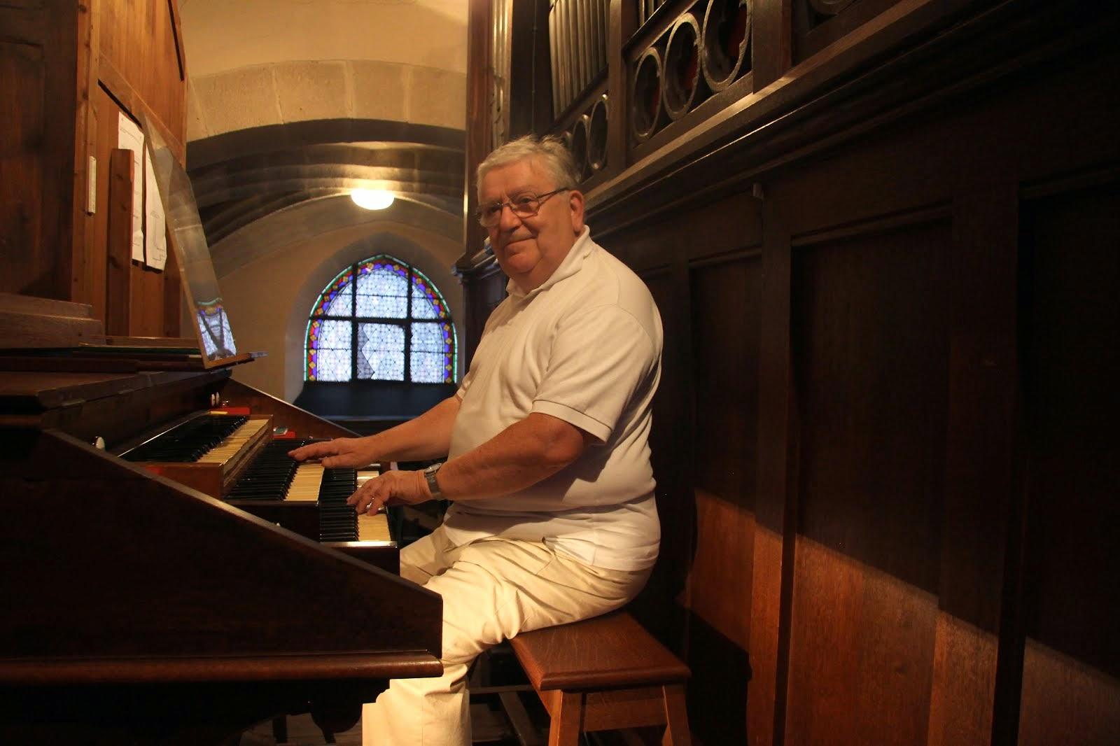 Récital d'orgue,- 20 septembre 2014