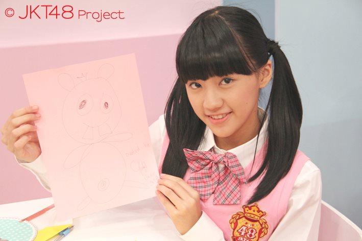 galeri foto JKT48 school episode 3