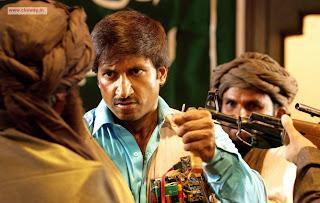 Sahasam-Movie-Stills