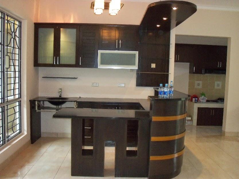 Model Kitchen Set Mini Bar Minimalis Kitchen Models Kitchen Design
