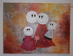 Et familieportræt....noget for dig? - klik på billedet og se mine glade familieportrætter