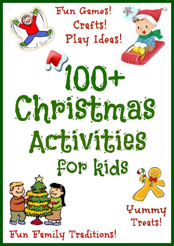 christmas activities for kids - photo #2