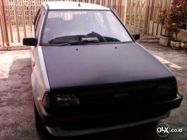 Jual Toyota Starlet Putih Seken Th88, 43jt | Mobil Bekas ...