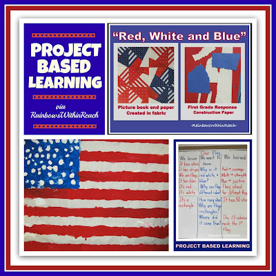 photo of: Project Based Learning Approach for President's Day via RainbowsWithinReach