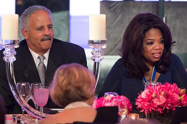 Her birthday oprah 60 years oprah winfrey and stedman graham