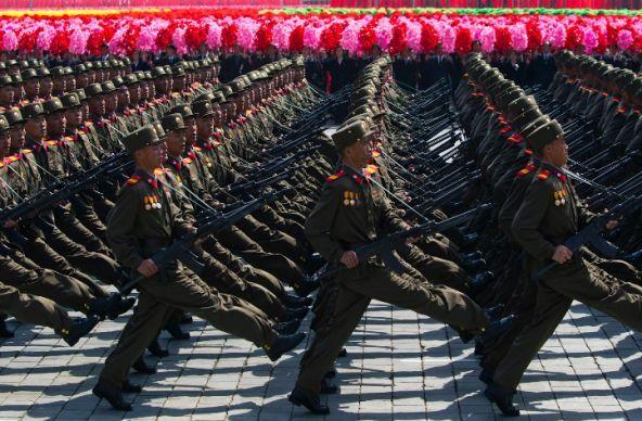 Pasukan AS dan Korsel terjun ke Korut
