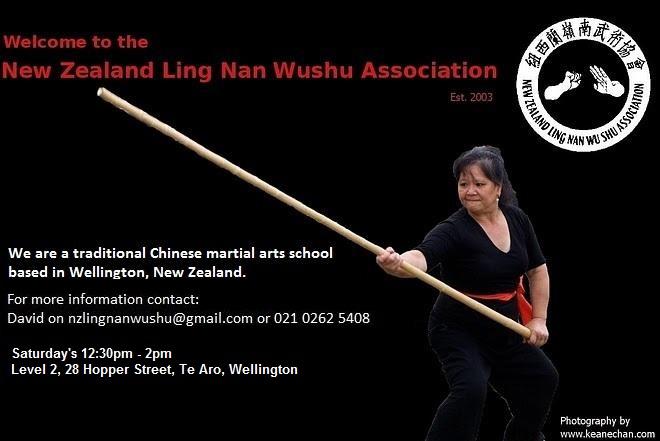 New Zealand Ling Nan Wushu Association - Wellington New Zealand