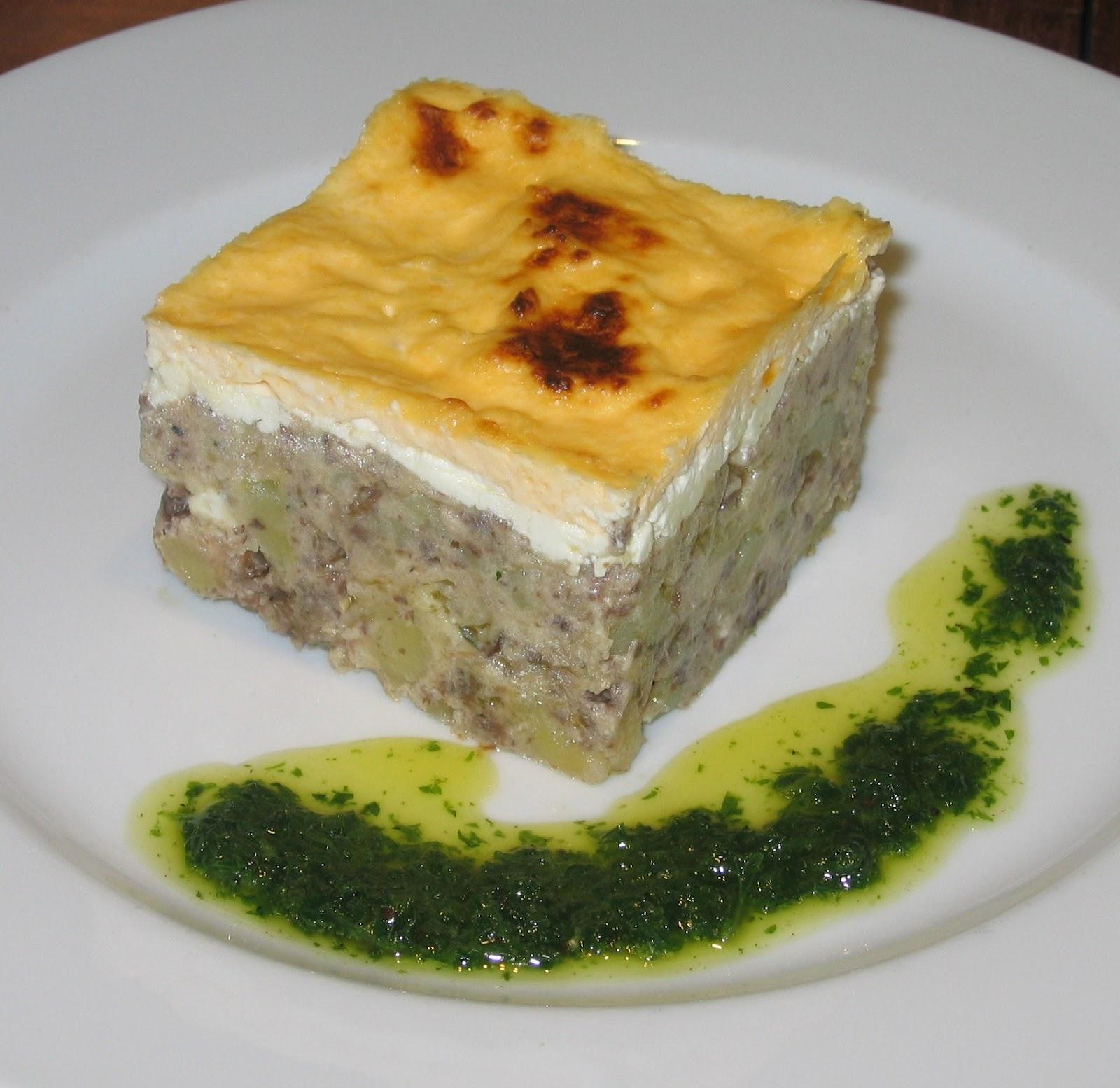Soapte culinare: Petatou: aperitiv cu masline si cartofi