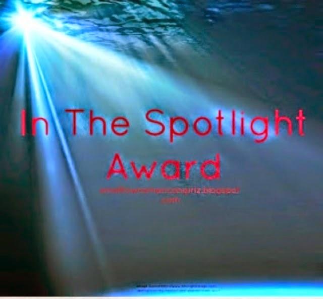 In The Spotlight Award