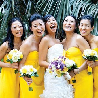Vestidos para damas en boda de dia