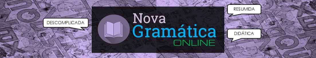 Nova Gramática Online