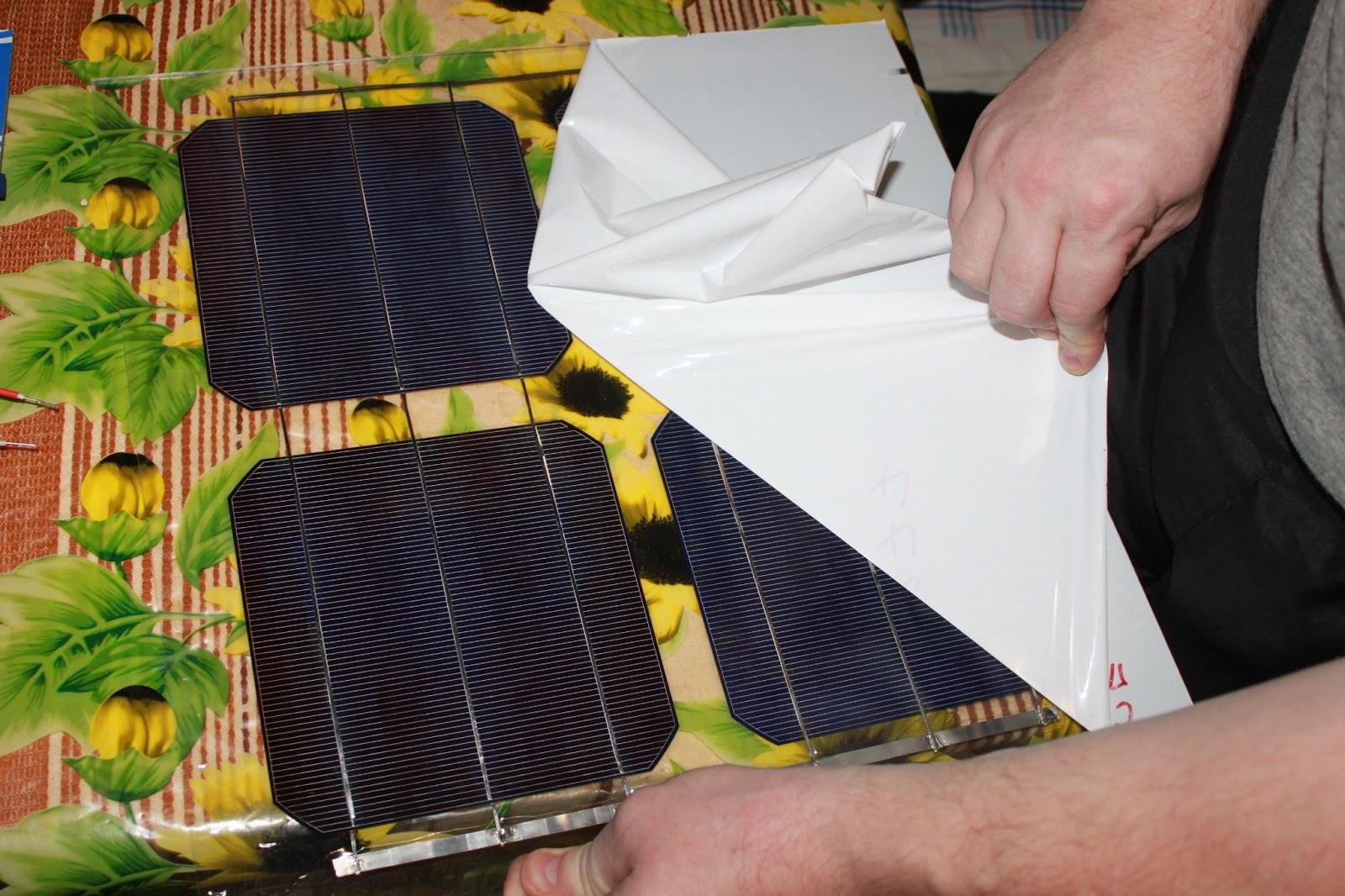 Солнечные батареи своими руками - как сделать 50