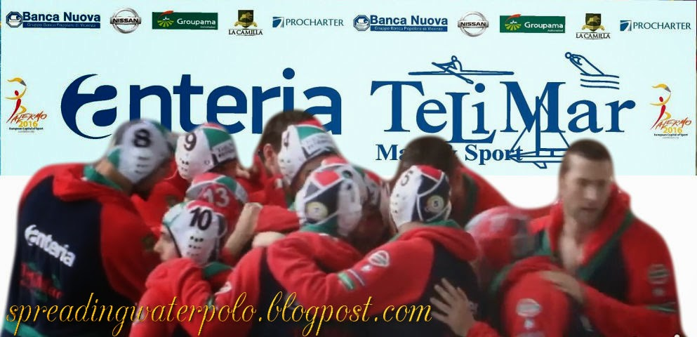 spreading waterpolo telimar pallanuoto palermo