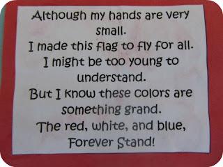 Flag Poem