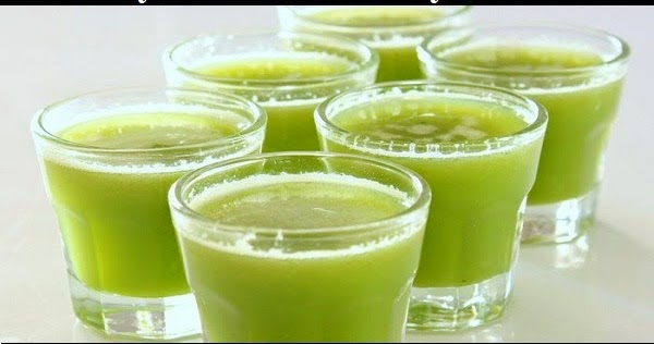 соки для похудения в домашних условиях
