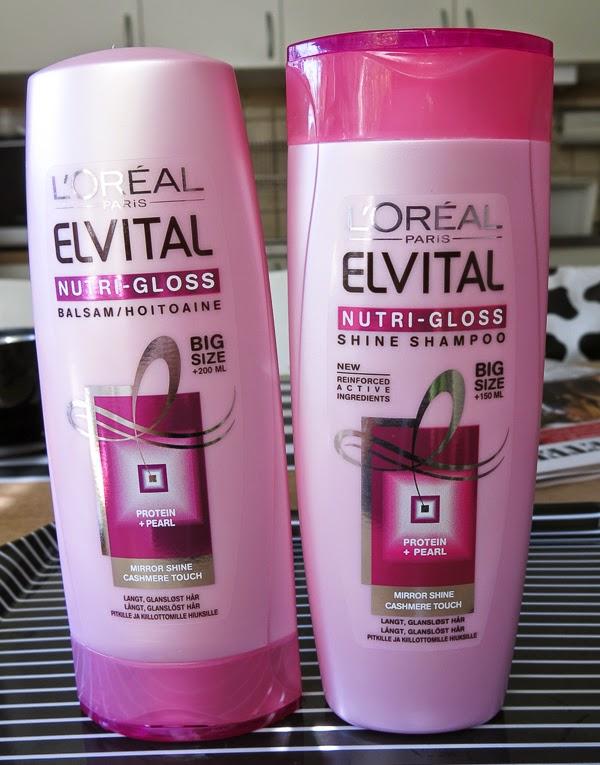 shampoo, balsam