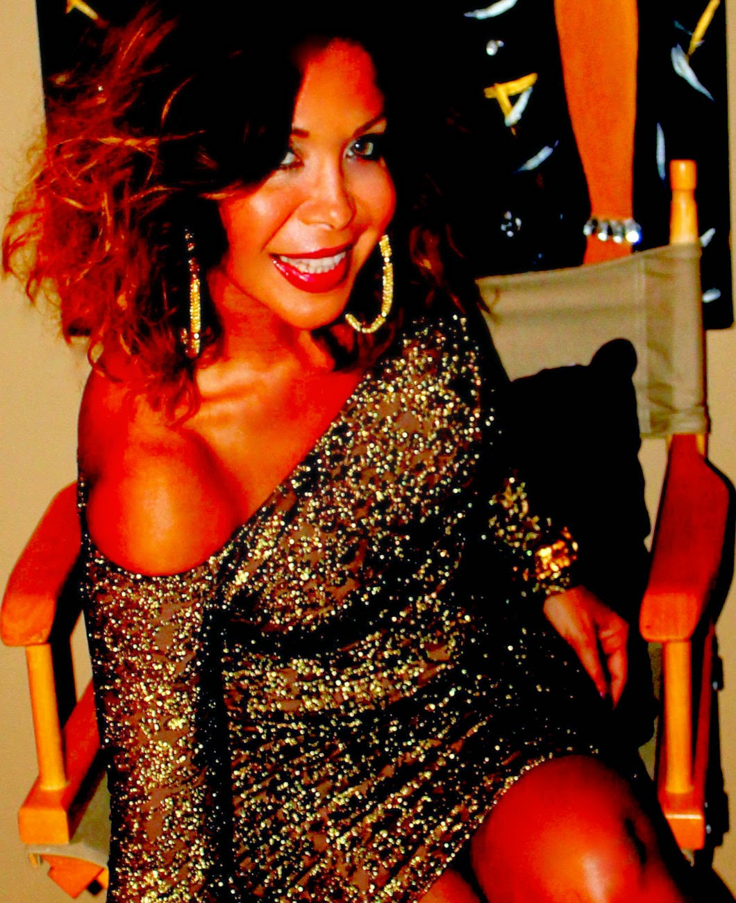 My 305 Style: Fifty Shades of Gold